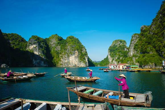 越南風俗忌諱及飲食習慣