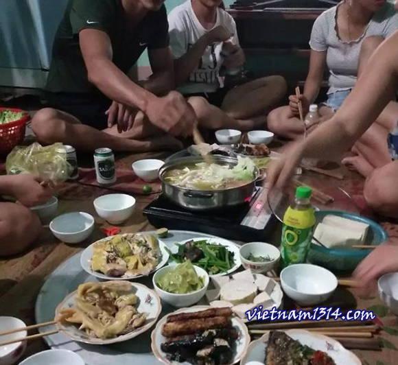 特別的越南風俗文化