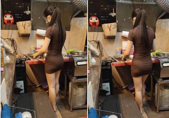 圍觀鹽酥雞店老闆女兒秀「絕美翹臀」!?不如自己娶個翹臀越南新娘!